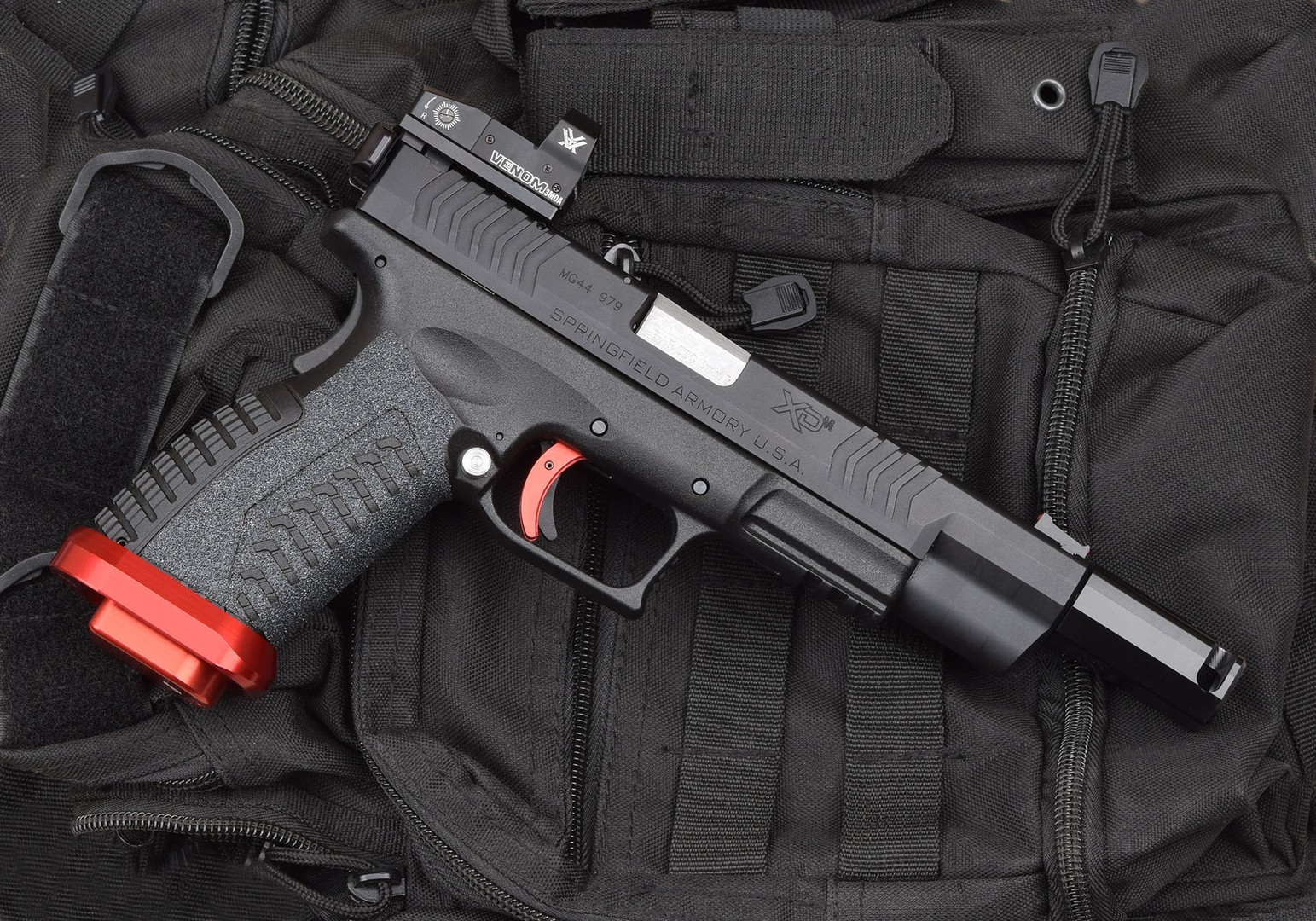 CARVER Professional  XDM Cmore Combo-9MM