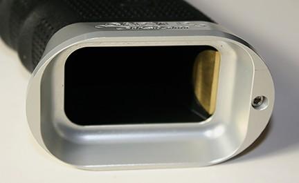 Gen 3 CARVER G17/G22  SS Magwell 5.9 oz  For Glocks