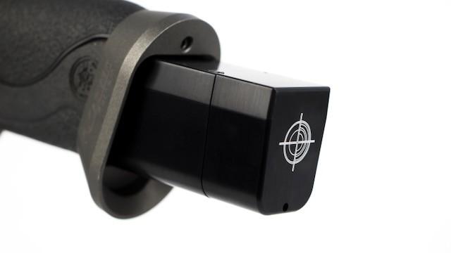 CARVER M&P 9/40 170MM Mag Extension - Black