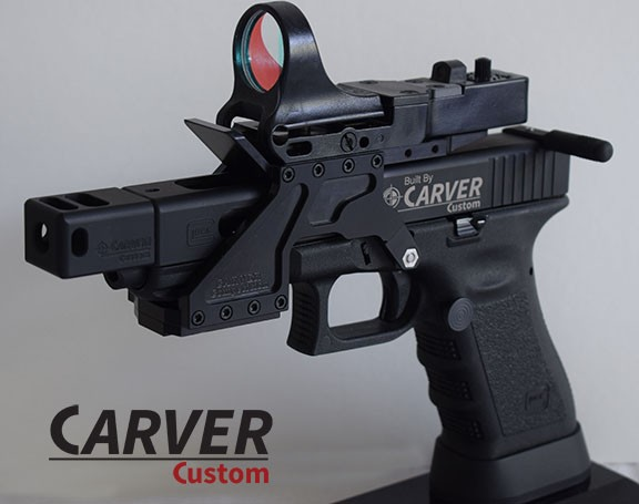 CARVER  - Design Your Racegun - Open Glock