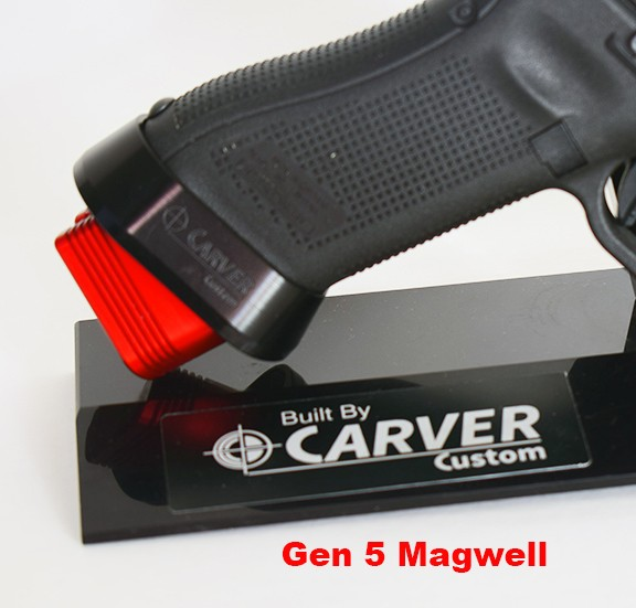 CARVER G17/34 Open Magwell  for Gen 5