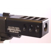 CARVER .45 ACP/GAP 4 Port Comp for Glock (Gen 3/4)