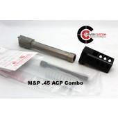 M&P .45ACP CARVER/Silencerco Combo