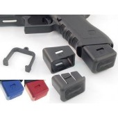 Arredondo G19/23 Mag Ext +6/9mm +5/40-Black