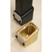 +5 Brass T.F. Mag Pad w/Spring For Glock Handguns