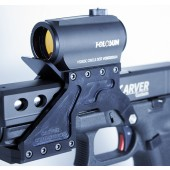 CARVER Competition Holosun 503/T Series Mount For Glock