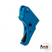Apex Action Enhancement Blue Trigger for M&P Shield