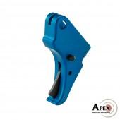Apex Action Enhancement Blue Trigger for M&P Shield