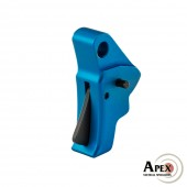 Apex Action Enhancement Blue Trigger for Glock