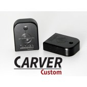 "CARVER ""Tactical"" Base Pad - .45ACP  for Glock"