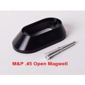CARVER M&P 45 2.0 Model Alum Open Magwell  (.45 ACP)