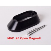 CARVER M&P 45 2.0 Model Alum Open Magwell