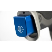 CARVER Custom M&P 140MM Mag Extension 5/40 - Blue