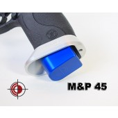 CARVER M&P .45 ACP +3 Mag Extension - Blue