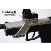 CARVER Universal Sight Mount for Most Rail Guns