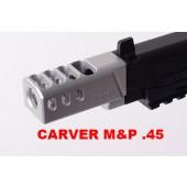 CARVER M&P .45 Compensator (3/4) - Factory Barrel
