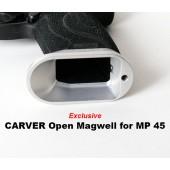 CARVER M&P 45 1.0 Model Alum Open Magwell  (.45 ACP)