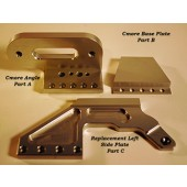 CARVER Angle Cmore  Mount Conversion Kit for Glock