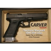 "CARVER ""Tactical"" ESP Magwell for Glock G19/23"