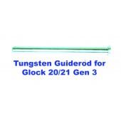 CARVER Tungsten Uncaptured Gen 3 G20/21 Guiderod