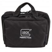 Glock, OEM Range Bag, Holds 2 Pistols