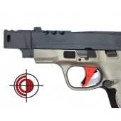 CARVER 2 Port Comp - M&P Shield 9mm - Black