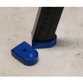 """SP M&P 9/40 Extended Base Pad - Blue -.25"""""""
