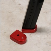 """SP M&P 9/40 Extended Base Pad - Red - .25"""""""