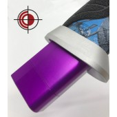 CARVER M&P 9/40 170MM Mag Extension - Purple