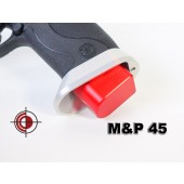 CARVER M&P .45 ACP +3 Mag Extension - Red