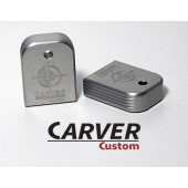 "CARVER ""Tactical"" Base Pad - 10mm  for Glock"